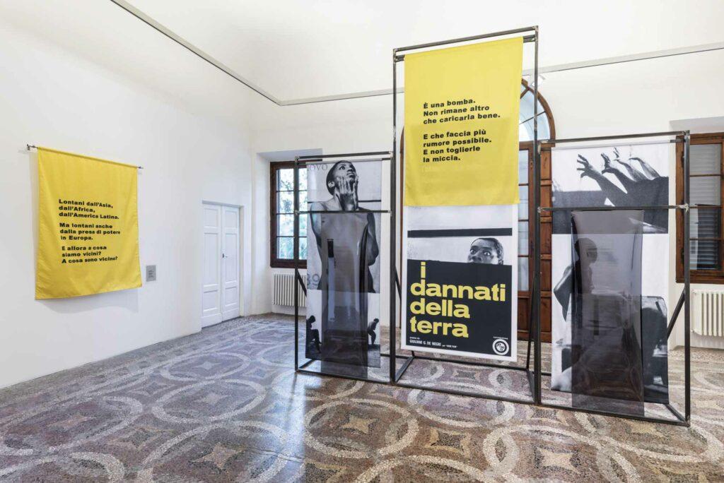 Alessandra Ferrini, A Bomb to be Reloaded, Chapter 1, 2019; photo: OKNOstudio