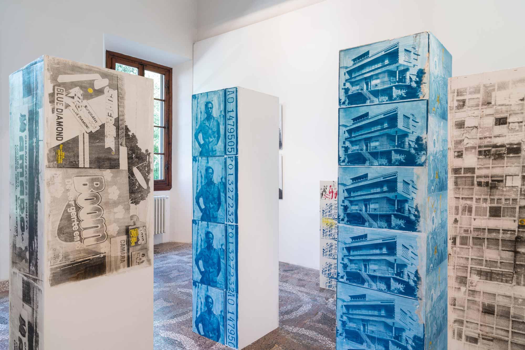 Delio_Jasse, <em>The place to be</em>, 2015, Villa Romana, Florence, 2018; photo: OKNOstudio