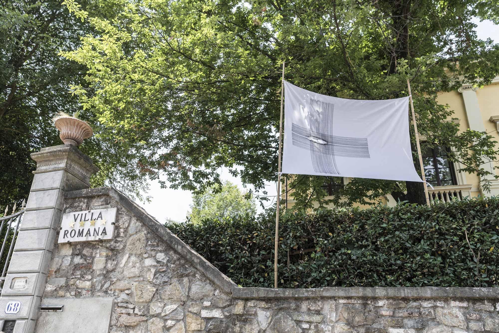 Andrea d'Amore, <em>Ten Steps from <em>Ten Steps from Genetic Erosion</em>, 2017, Villa Romana, Florence; photo: OKNOstudio