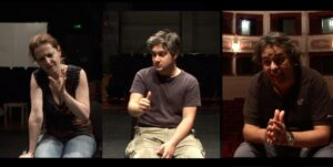 Voicings (Italy) – Florence Takes, 2012, video, 4', still