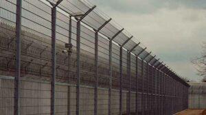 Thomas_Klipper, Fence of the Deportation Detention Center Ingelheim, photograph; courtesy: the artist