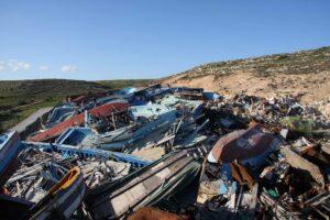 Thomas Kilpper, Lampedusa, photograph; courtesy: the artist