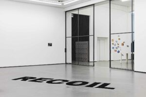 Jeewi_Lee, Ashes to Ashes, 2019, Kunstverein in Hamburg, 2020; photo: Fred Dott
