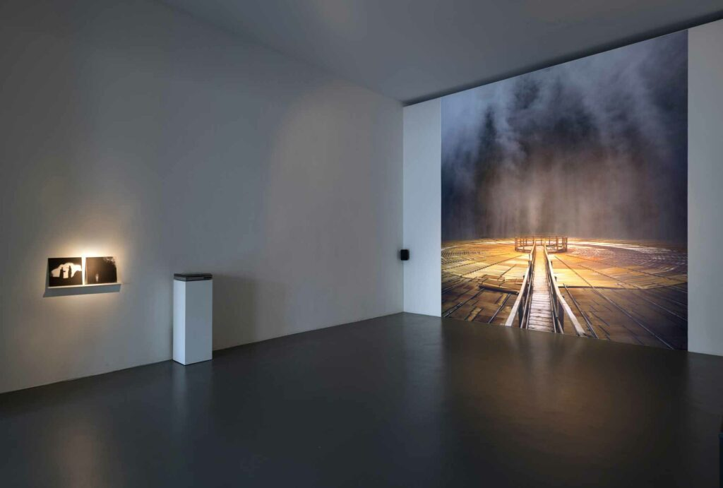 Mikhail Karikis, Children of Unquiet, 2014, exhibition view, Villa Romana, Florence; photo: OKNOstudio