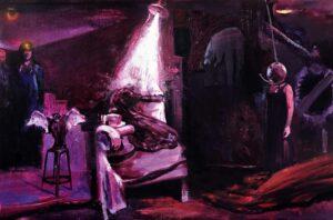 Enkelejd_Zonja<em>RANDOM TAXONOMY</em>, 2019, 85 x 65 cm, oil on canvas