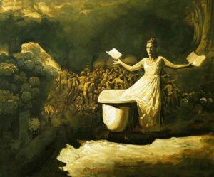 Enkelejd_Zonja<em>Teeth and milk</em>, 2020, 70 x 52 cm, oil on canvas