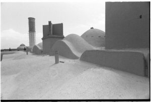 Bahman_Jalali, From the series Desert Architecture, 1977 - 1991