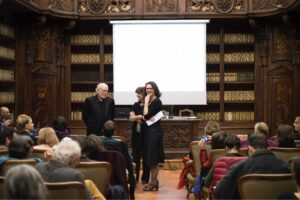 Lecture at the symposium <em>Unmapping the Renaissance</em>, 2015, Villa Romana, Florence in cooperation with Kunsthistorisches Institut in Florenz – Max-Planck-Institut