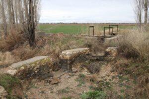 Judith_Raum_Eser, Agricultural irrigation system built by German railway engineers near Konia, Anatolia; photo: Judith Raum
