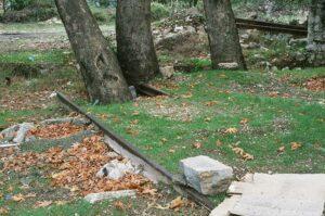 Judith_Raum_Eser, Remains of the Anatolian railway, Belemedik, Taurus Mountains; photo: Judith Raum