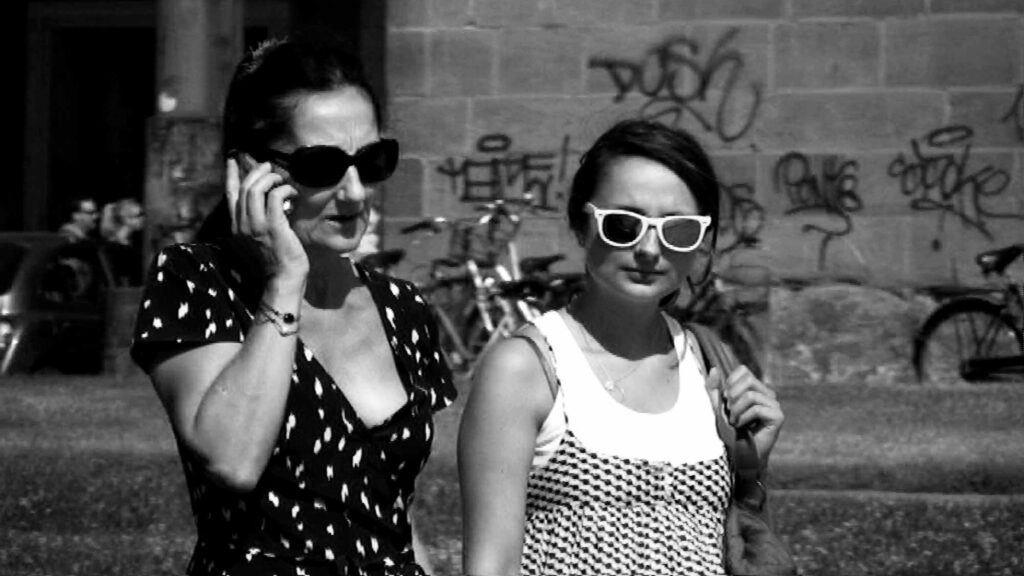 Maya_Schweizer, La Corsa del Venditore/The Run of the Seller, 2008, video, still