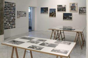 Armin_LinkeLampedusa, The Day After.Visual Perspectives, 2011, exhibition view, Villa Romana, Florence; photo: Villa Romana