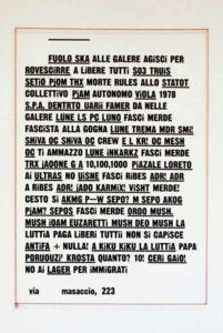 Matteo_Cavalleri_and_Luisa_Lorenza_CornaLegal Disagreements/Disaccordi Legali, 2010, exhibition view, detail, Villa Romana, Florence; photo: Villa Romana