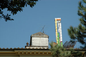 Thomas Kilpper, <em>A Lighthouse for Lampedusa</em>, Villa Romana, Florence