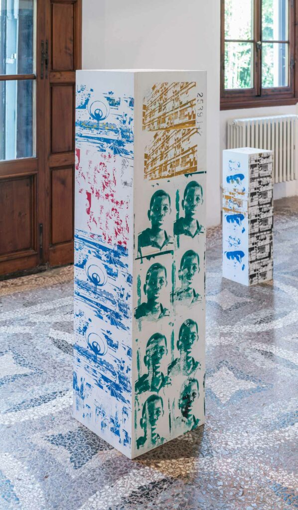 Delio_Jasse, The place to be, 2015, Villa Romana, Florence, 2018; photo: OKNOstudio