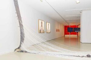 Seeds_For_Future_Memories-Installation view, ifa Galerie Berlin, 2019; photo: Victoria Tomaschko