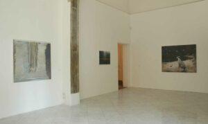 Edi_Hila_<em>Senza Angeli</em>, 2016, exhibition view, Villa Romana Florence; photo: OKNOstudio