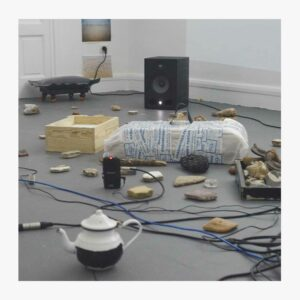 Karim_Rafi, <em>Temps de révélations elliptiques</em>, 2019, exhibition view, L'appartement 22, Rabat