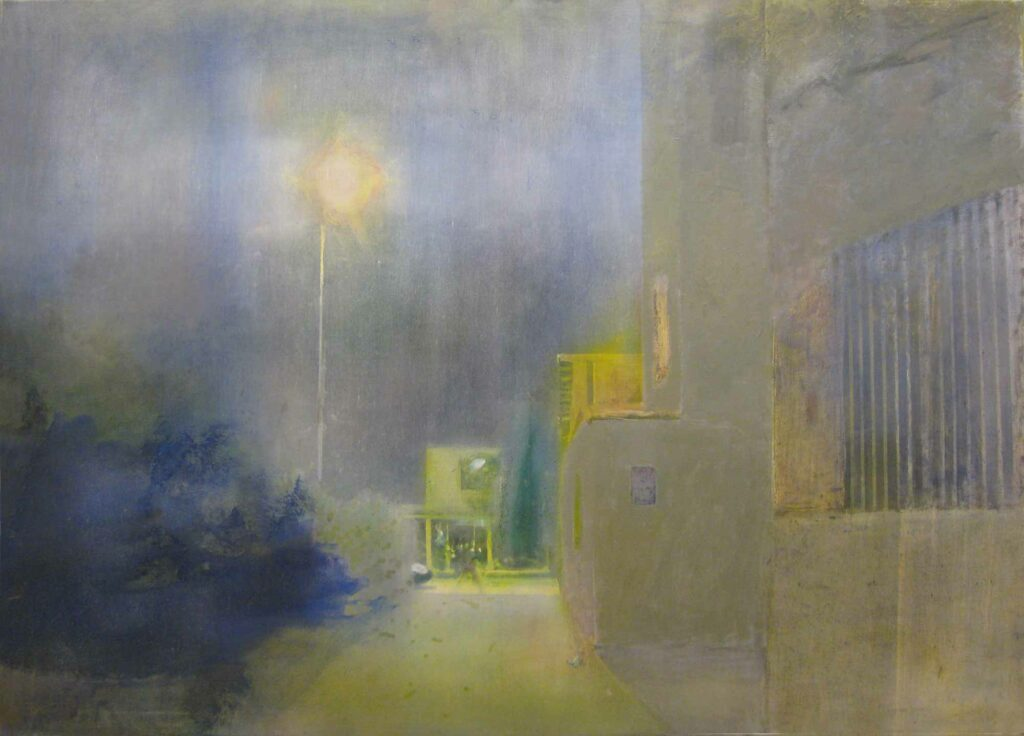 _Edi_Hila_Illumination, 2011, oil on canvas, 113x153 cm