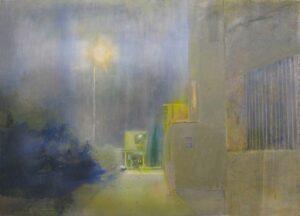 _Edi_Hila_<em>Illumination</em>, 2011, oil on canvas, 113x153 cm