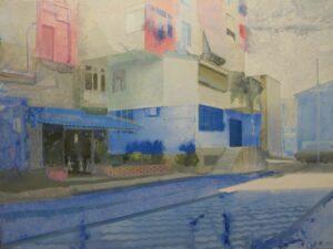_Edi_Hila_<em>Periferi 2</em>, 2011, oil on canvas, 102.5x 137cm
