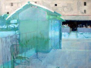 _Edi_Hila_<em>Periferi 5</em>, 2011, oil on canvas, 98x132 cm